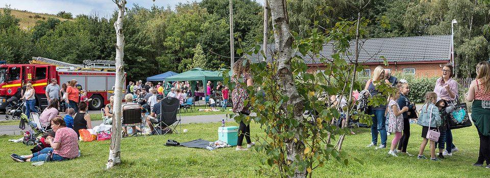 Events at port sunlight river park