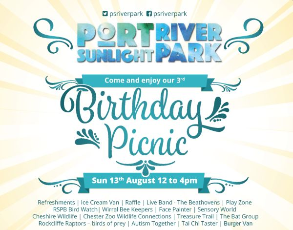 Birthday Picnic 13th August 2014 12 - 4pm