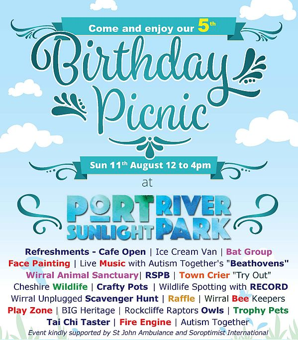 Summer Event Sunday 11 August